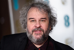 Peter Jackson attending the after party for the 72nd British Academy Film Awards, at the Grosvenor House Hotel in central London. Picture date: Sunday February 10th, 2019. Photo credit should read: Matt Crossick/ EMPICS Entertainment.
