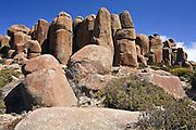Dolerite Rocks, Mount Wellington, Tasmania