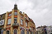 Bulgaria, Plovdiv, City Center