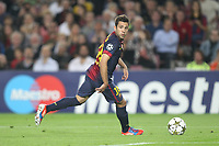 FOOTBALL - UEFA CHAMPIONS LEAGUE 2012/2013 - GROUP G - FC BARCELONA v CELTIC GLASGOW - 23/10/2012 - PHOTO MANUEL BLONDEAU / AOP PRESS / DPPI - JORDI ALBA