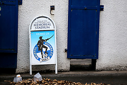 General View at the Memorial Stadium - Rogan/JMP - 30/11/2020 - FOOTBALL - Memorial Stadium - Bristol, England - Bristol Rovers v Darlington - FA Cup Second Round Proper.