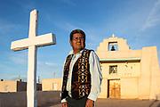 Zia pueblo for New Mexico Magazine