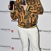 John Galea attend Huawei - VIP celebration at One Marylebone London, UK. 16 October 2018.