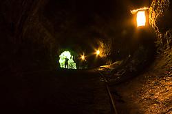 Thurston Lava Tube or Nahuku, Hawaii, USA Volcanoes National Park, Kilauea, Big Island, Hawaii, USA