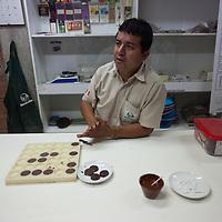 Santiago Orozco Jiménez, Cocoa Analyst at NORANDINO de Café, Piura, Peru