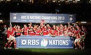 160313 RBS six nations Wales v England