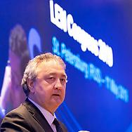Paolo Barelli LEN President<br /> LEN Congress 2019<br /> Hilton Hotel  St. Petersburg Russia<br /> May 09 - 11, 2019<br /> Day0 11/05/2019<br /> Photo G.Scala/Deepbluemedia/Insidefoto