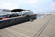 Saint-Tropez, France. Yacht club and Marina