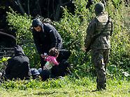 Wojna hybrydowa na granicy z Białorusią - 15.08.2021