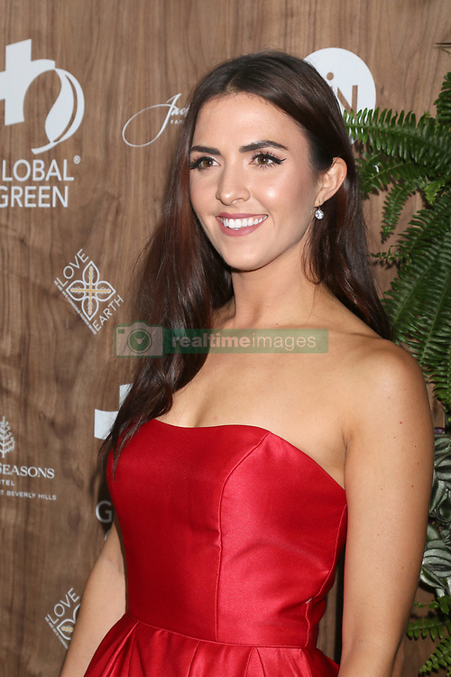 February 20, 2019 - Beverly Hills, CA, USA - LOS ANGELES - FEB 20:  Grace Baen at the Global Green 2019 Pre-Oscar Gala at the Four Seasons Hotel on February 20, 2019 in Beverly Hills, CA (Credit Image: © Kay Blake/ZUMA Wire)