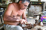 Baracoa Wood Carvers, Guantanamo, Cuba.