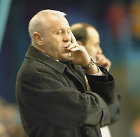 Fotball<br /> <br /> Foto; SBI/Digitalsport<br /> NORWAY ONLY<br /> <br /> Coventry City v Crewe Alexandra Coca Cola championship. 27/11/2004.<br /> Coventry boss Peter Reid