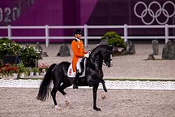 Gal Edward, NED, Glock's Total US, 151<br /> Olympic Games Tokyo 2021<br /> © Hippo Foto - Dirk Caremans<br /> 28/07/2021