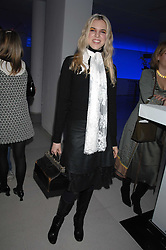 ALEXANDRA AITKEN attending the Tag Heuer party where an exhibition of photographs by Mary McCartney celebrating 15 exception women from 15 countries was unveiled at the Royal College of Arts, Kensington Gore, London on 8th February 2007.<br /><br />NON EXCLUSIVE - WORLD RIGHTS