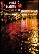 Public Market Center, Seattle, Washington