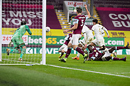 the FA Cup match between Burnley and Milton Keynes Dons at Turf Moor, Burnley, England on 9 January 2021.