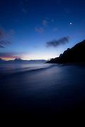 Sunrise, Kalalau Beach, Napali Coast; Kauai; Hawaii