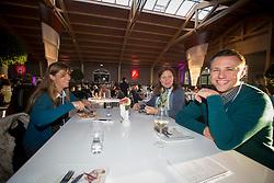 Dierens Jan (BEL), Meiresonne Delphine, An D'Hondt<br /> Global Dressage Forum<br /> Academy Bartels - Hooge Mierden 2013<br /> © Dirk Caremans