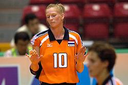 17-06-2000 JAP: OKT Volleybal 2000, Tokyo<br /> Nederland - Italie 2-3 / Henriette Weersink