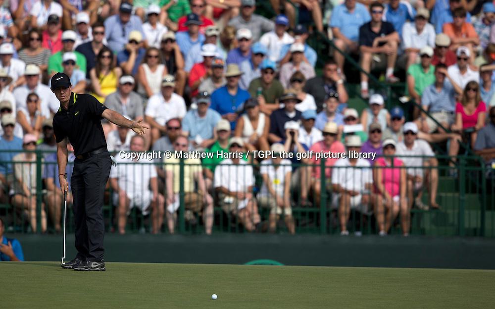 Rory MCILROY (NIR) during third round US Open Championship 2014,Pinehurst No 2,Pinehurst,North Carolina,USA.