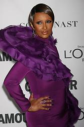 November 13, 2017 - New York City, New York, USA - 11/13/17.Iman at The 2017 Glamour Women of the Year Awards in Brooklyn, New York. (Credit Image: © Starmax/Newscom via ZUMA Press)