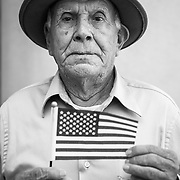 New American: Jesus Ramirez, 90 yrs old.  Immediately registered as a Democrat. He said he planned to vote in the 2016 election.