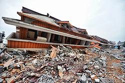 June 15, 2017 - Hangzhou, Hangzhou, China - House demolition at the 'village in city' in Hangzhou, east China's Zhejiang Province. (Credit Image: © SIPA Asia via ZUMA Wire)