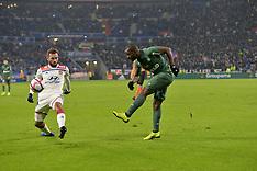 Lyon vs Saint-Etienne - 23 November 2018