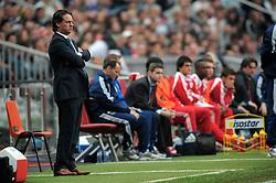 25-04-2010 VOETBAL: AJAX - FEYENOORD: AMSTERDAM<br /> De eerste wedstrijd in de bekerfinale is gewonnen door Ajax met 2-0 / Mario Been<br /> ©2010-WWW.FOTOHOOGENDOORN.NL