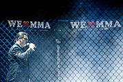 Kampfsport: MMA, We love MMA, Oberhausen, 31.01.2015<br /> Ringsprecher<br /> © Torsten Helmke