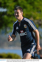 3 June 2013; Jonathan Sexton, British & Irish Lions, during squad training ahead of their game against Western Force on Wednesday. British & Irish Lions Tour 2013, Squad Training, Langley Park, Perth, Australia. Picture credit: Stephen McCarthy / SPORTSFILE