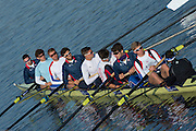 Amsterdam. NETHERLANDS. GBR M8+. 2014 FISA  World Rowing. Championships.  De Bosbaan Rowing Course . 08:42:34  Thursday  21/08/2014  [Mandatory Credit; Peter Spurrier/Intersport-images]