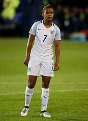 Nikita Parris of England - Mandatory by-line: Matt McNulty/JMP - 19/09/2017 - FOOTBALL - Prenton Park - Birkenhead, United Kingdom - England v Russia - FIFA Women's World Cup Qualifier