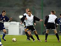 Fotball, 21. februar 2004, La Manga, Rosenborg-Dynamo Kiev 4-4,  Azar Karadas, Rosenborg