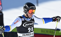 06.12.2015, Birds of Prey Course, Beaver Creek, USA, FIS Weltcup Ski Alpin, Beaver Creek, Herren, Riesenslalom, 2. Lauf, im Bild Andre Myhrer (SWE) // Andre Myhrer of Sweden during 2nd run of the mens giant Slalom of the Beaver Creek FIS Ski Alpine World Cup at the Birds of Prey Course in Beaver Creek, United States on 2015/12/06. EXPA Pictures © 2015, PhotoCredit: EXPA/ Erich Spiess