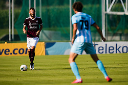during football match between teams NK Triglav and ND Gorica in 2nd game of elimination round for Prva liga Telekom Slovenije 2020/21, on July 30. 2020, Sport park Kranj, Kranj. Photo by Grega Valancic / Sportida.