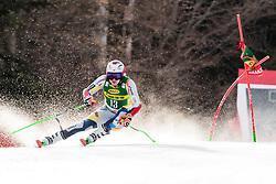 Kristoffersen Henrik (NOR) during the Audi FIS Alpine Ski World Cup Men's Giant Slalom at 60th Vitranc Cup 2021 on March 13, 2021 in Podkoren, Kranjska Gora, Slovenia Photo by Grega Valancic / Sportida