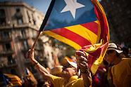 Diada 2014  National Day of Catalonia
