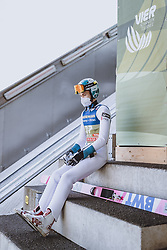 02.01.2021, Bergiselschanze, Innsbruck, AUT, FIS Weltcup Skisprung, Vierschanzentournee, Innsbruck, Qualifikation, im Bild Antti Aalto (FIN) // Antti Aalto of Finland during his Qualification Jump for the Four Hills Tournament of FIS Ski Jumping World Cup at the Bergiselschanze in Innsbruck, Austria on 2021/01/02. EXPA Pictures © 2020, PhotoCredit: EXPA/ JFK
