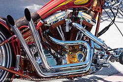 Destination Daytona Harley-Davidson during the Daytona Bike Week 75th Anniversary event. FL, USA. Sunday March 6, 2016.  Photography ©2016 Michael Lichter.