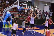 Sassari 20 Agosto 2012 - Qualificazioni Eurobasket 2013 - Allenamento<br /> Nella Foto : STEFANO MANCINELLI<br /> Foto Ciamillo/Castoria