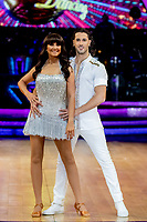 Emma Barton & Graziano Di Prima  during Strictly Come Dancing - The Live Tour at Arena Birmingham,King Edwards Road,Birmingham photo by Chris  Wayne