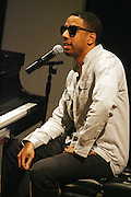 Ryan Leslie at The Ryan Leslie listening party for his new album ' Transition ' presented by The NextSelection Lifestyle Group and UniversalMotown and held at The Times Center on November 4, 2009 in New York City. Terrence Jennings/Retna, Ltd