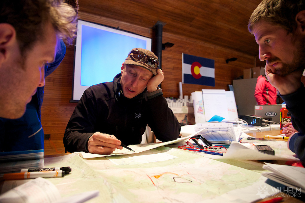 Alpine World Ascents AIARE Level I Course in Empire, CO. © Brett Wilhelm/Rich Clarkson and Associates, LLC