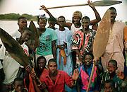 Baaba Maal's Racing team - Podor Senegal