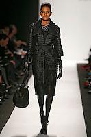 Lakshmi Menon wearing the Badgley Mischka Fall 2009 Collection