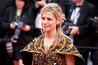 Marina Fois at the Opening Ceremony and The Dead Don't Die gala screening at the 72nd Cannes Film Festival Tuesday 14th May 2019, Cannes, France. Photo credit: Doreen Kennedy