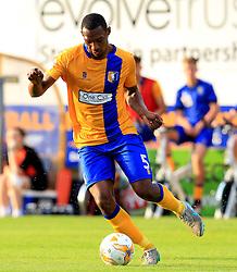Krystian Pearce of Mansfield - Mandatory by-line: Matt McNulty/JMP - 19/07/2016 - FOOTBALL - One Call Stadium - Mansfield, England - Mansfield Town v Hull City - Pre-season friendly