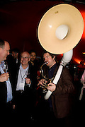 MICHAEL LYNCH, The Hayward Gallery 40th birthday Gala. hayward Gallery. South Bank. 9 July 2008 *** Local Caption *** -DO NOT ARCHIVE-© Copyright Photograph by Dafydd Jones. 248 Clapham Rd. London SW9 0PZ. Tel 0207 820 0771. www.dafjones.com.
