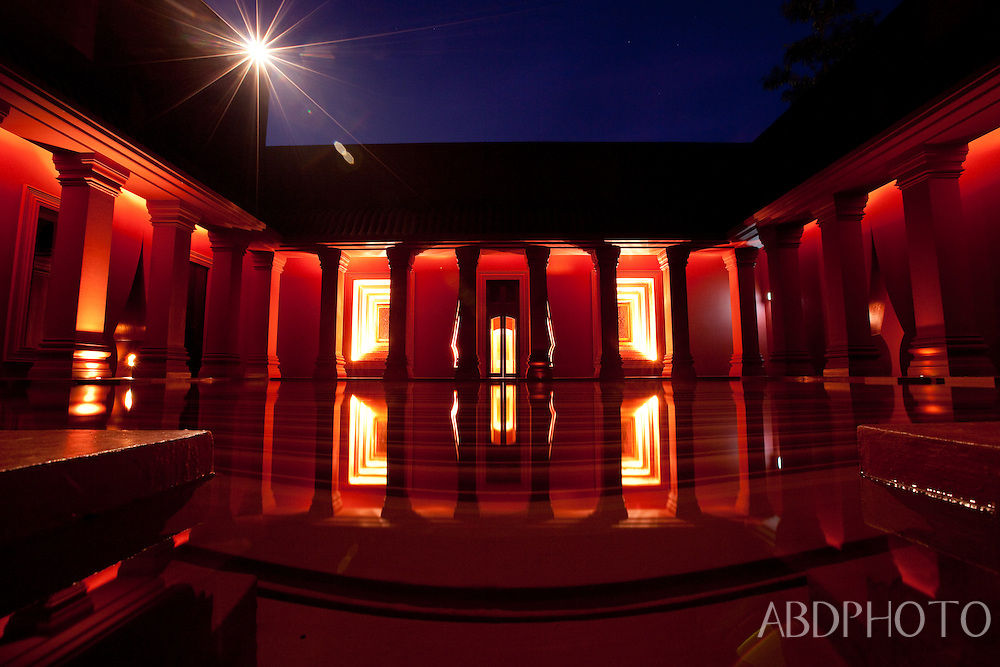 Barai Spa Hyatt Regency Hua Hin resort Thailand